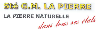 Logo GM LA PIERRE